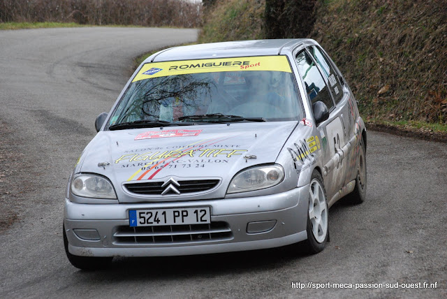 William MOLINIER / Sébastien PUECH - Saxo VTS A6 Rallye%20des%20Thermes%202010%20494