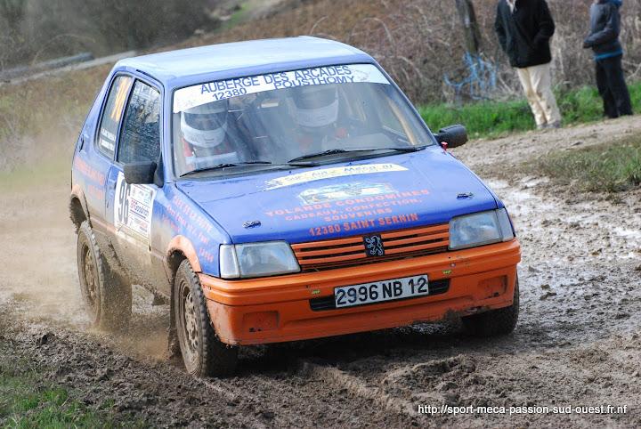 Cyril CONDOMINES - Vanessa BLANC - 205 GTI F214 Rallye%20Terre%20des%20Causses%202010%20879
