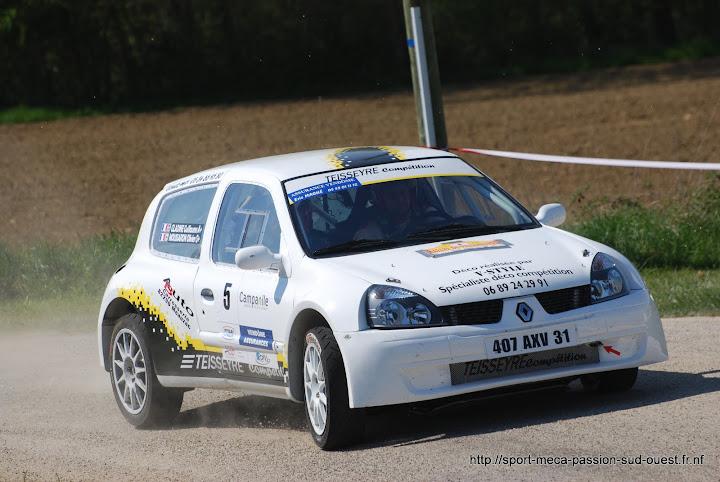Guillaume GLADINE / Laurent TISSEDRE - R5 GT Turbo F2/14 Rallye%20du%20Villeneuvois%202010%20083