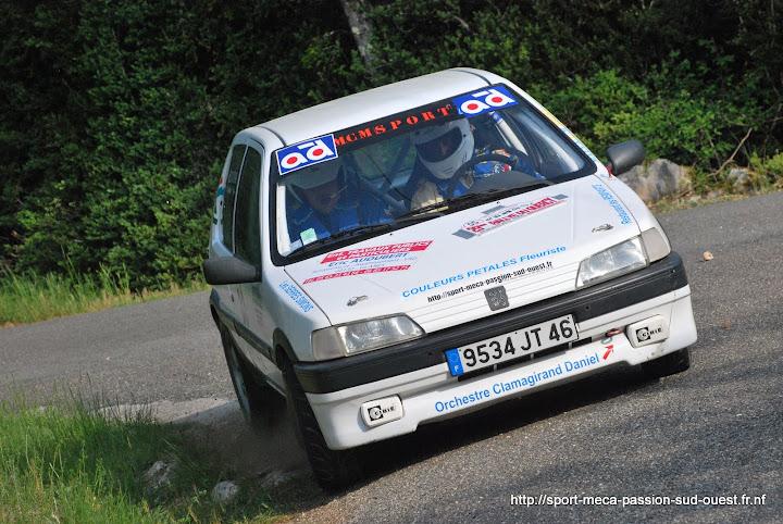 Franck LORILLER / Jérôme VIERSOUS - 106 XSI FA5 Rallye%20du%20Quercy%202010%20216