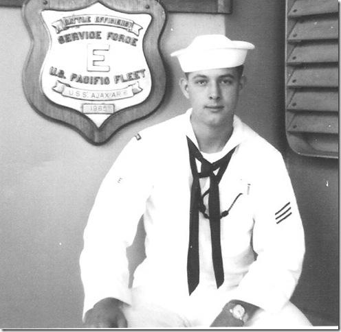 Chuckin the Navy