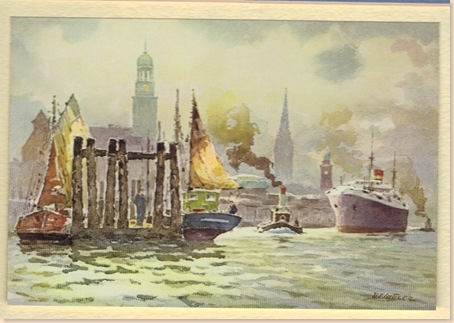 Helmut Clausen water color prints6