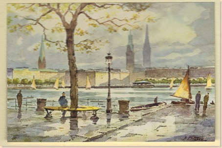 Helmut Clausen water color prints5