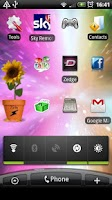 Screenshot of ET Battery Widget