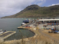 Nawiliwili Harbor near Lihue