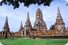 temple-autthaya
