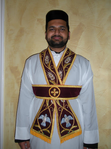 Rev Dn. Binu Mathews