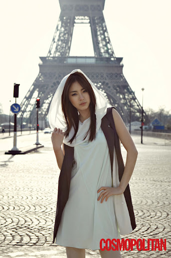Lee Yeon Hee Photoshoot in Paris