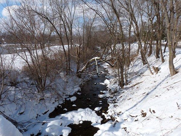Rensselaer Falls canal
