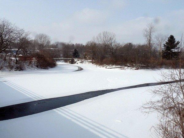 Grasse River in Canton, NY