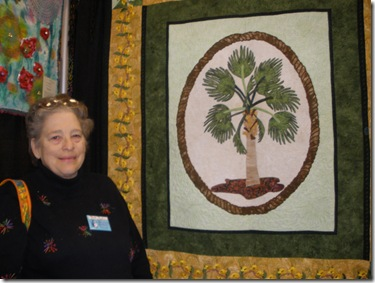 Betty - began quilting at 63