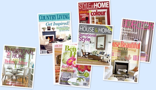 View Home Decor Mags