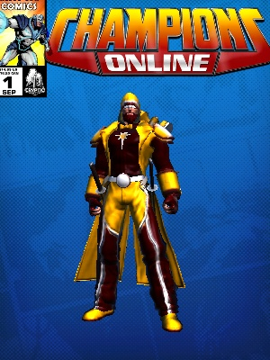 Saved Champions Online Costume