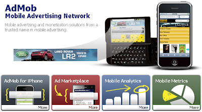 Admob Mobile Advertising Network