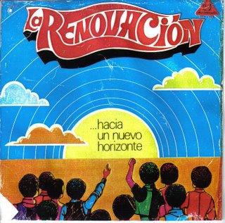 Orquesta La Renovacion  Hacia Un Nuevo Horizonte  1977 Artwork