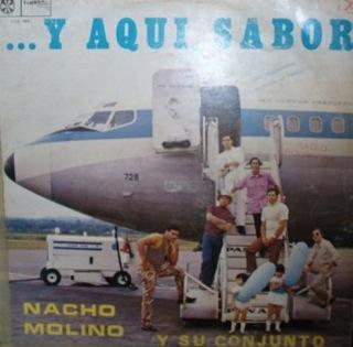 NACHO MOLINO Y SU CONJUNTO Y AQUI SABOR