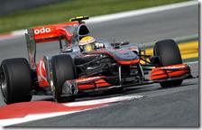 Hamilton su McLaren