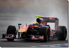 Jaime Alguersuari su Toro Rosso