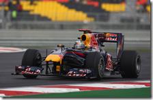 Vettel in pole nel gran premio della Corea