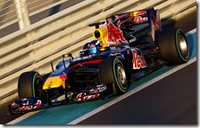 Daniel Ricciardo con la Red Bull