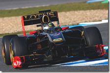 Heidfeld è stato il più veloce nella terza giornata di test a Jerez