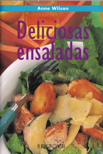 Deliciosas Ensaladas por Anne Wilson