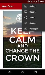 App Keep Calm version 2015 APK
