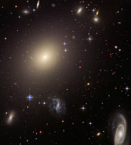 Other Galaxies in Our Universe - Pics about space