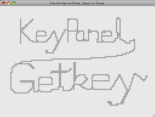 Keyboard input in the Java GUI made simple.