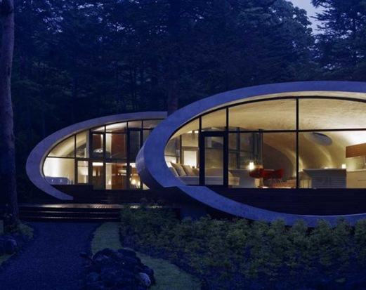 Shell Villa by ARTechnic Architectsshell_140109_019