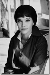 DANISH ACTRESS ANNA KARINA - 1962
