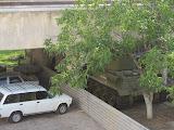 Милая парковка...