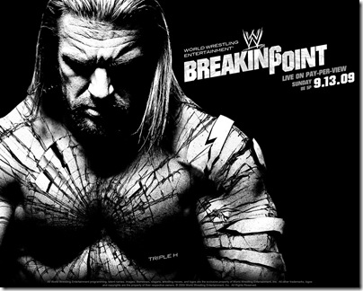 10 Breaking Point 2009