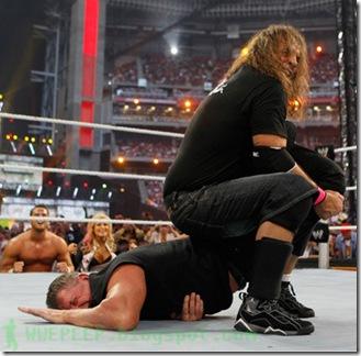 29 Bret Hart WrestleMania XXVI