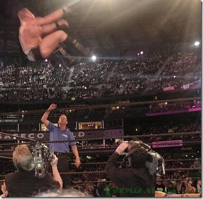 6 Brock Lesnar 1