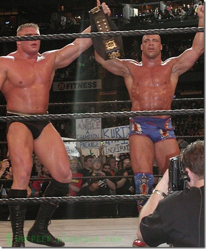 6 Brock Lesnar 2