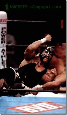 3 Eddie Guerrero Black Tiger