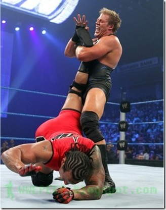 Jack Swagger - Ankle lock
