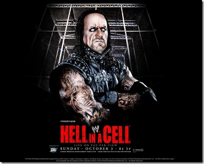 10 Hell in a Cell 2010