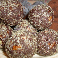Kentucky Bourbon Balls