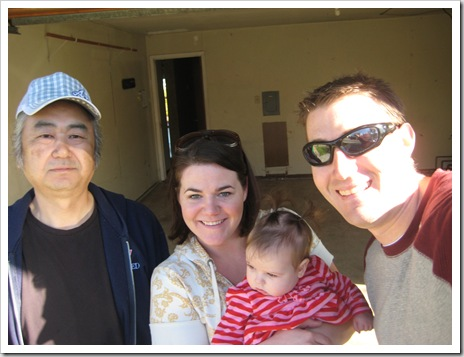 Eloise 8 months and Moving to Hazel 301