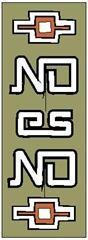 Guar noesno ocre vert d
