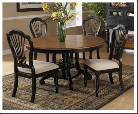 . Patio Furniture Offers Round Pit Group