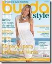 Capa Revista Burda Style 07_2010