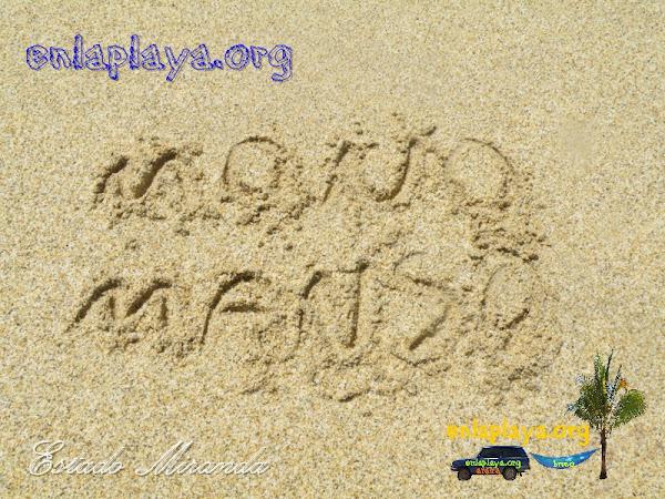 Playa Mono Manso  M111, Estado Vargas, entre las Mejores 100 Playas de Venezuela, top100