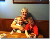Gma and boys j