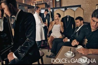 Dolce & Gabbana Inverno 10-11 por Steven Klein (8)