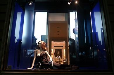 Vitrines de Paris em junho 2010 - Dior 3