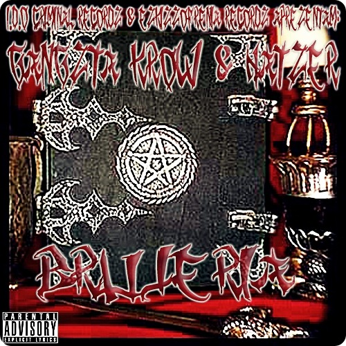 Hatzer & Gangzta Krow - Brujeria (Single) - 2011