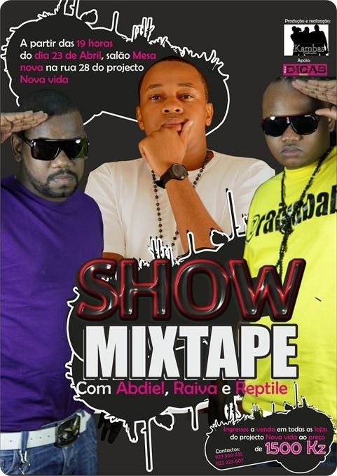 Show Mixtape